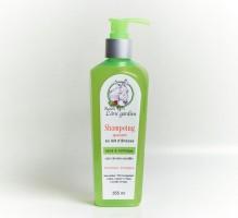 Shampooing traitant au lait d'ânesse